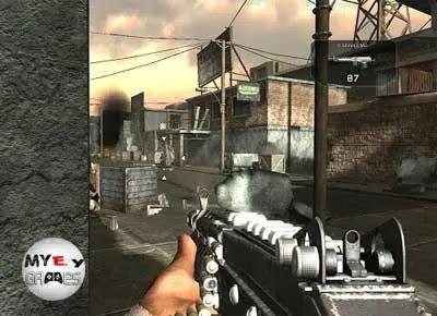 وصف لعبة عاصفة الصحراء 5 Conflict Denied Ops للكمبيوتر