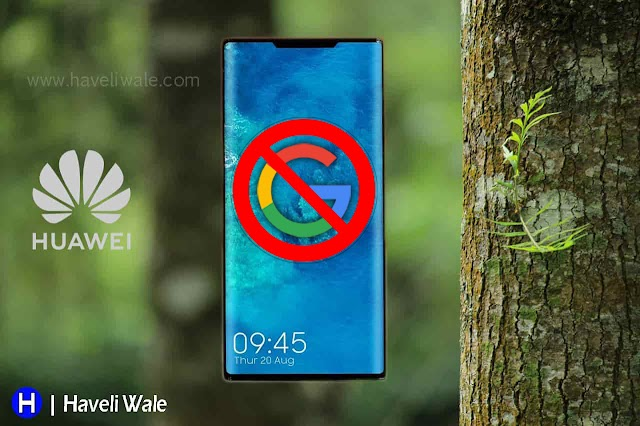 Huawei Mate 30 Pro is coming with Harmony OS