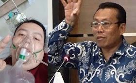 Cek Fakta: Viral Video Bupati Situbondo Dadang Wigiarto Sebelum Meninggal Akibat Covid-19, Benarkah?