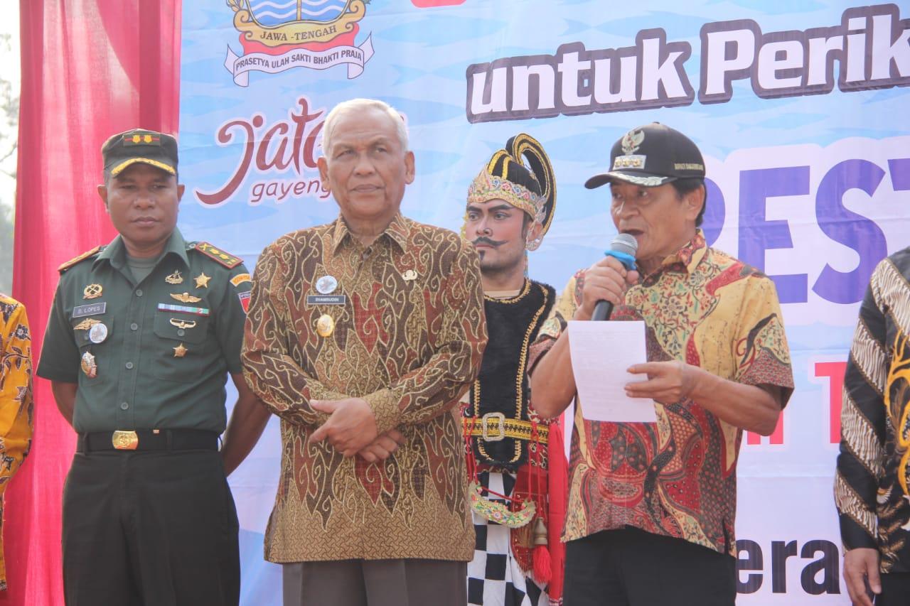 Festival Serayu Banjarnegara 2019 Resmi Dibuka