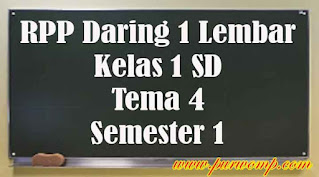 rpp-daring-kelas-1-tema-4