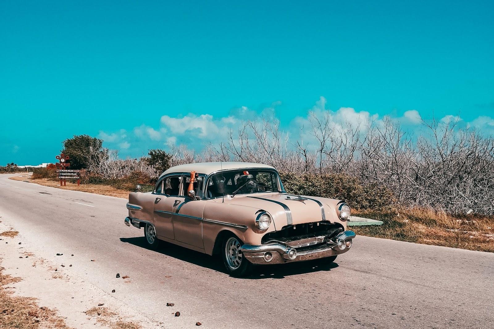 Wynajem auta na Kubie
