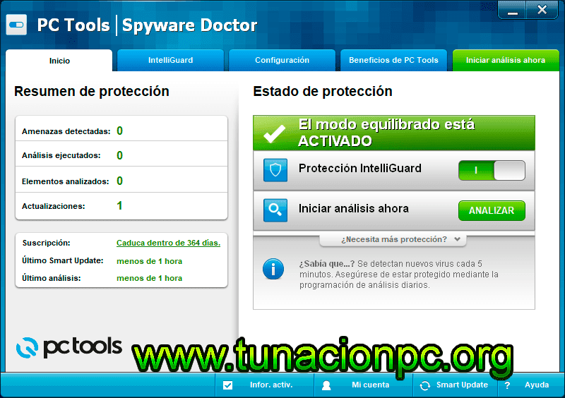 PC Tools Spyware Doctor Final