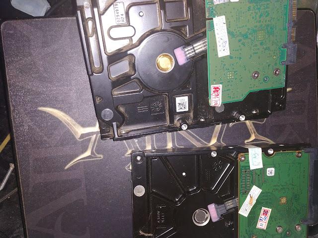 menyelamatkan data dari hardisk yang mulai lambat dan rusak