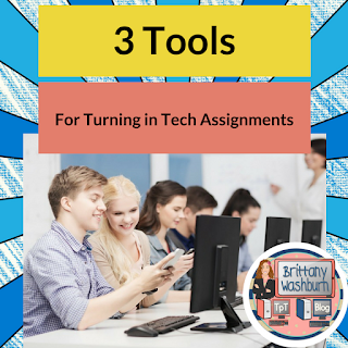 3 tools for turning in technology assignments