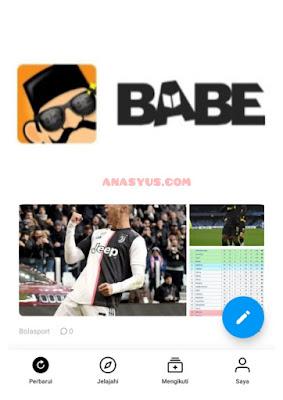 Aplikasi Berita Terbaik dan Terpercaya BABE