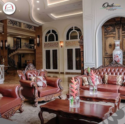 Pengalaman menginap di Onih Hotel Bogor yang klasik dan strategis Nurul Sufitri Travel Lifestyle Blog Review Culinary