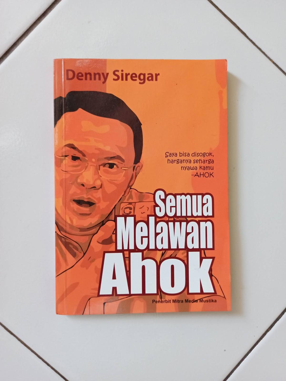 Buku Karya Denny Siregar