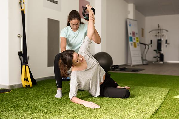 التمارين العلاجية theraputic exercies