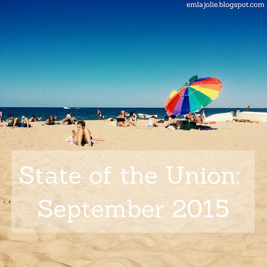 State of the Union: September 2015