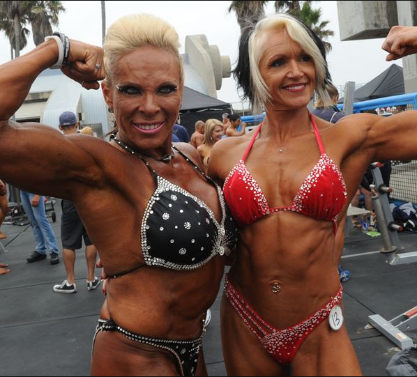 Women with muscular bodies are now seen as more attractive than those with thin physiques, researchers say