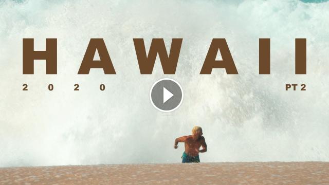 HAWAII 2020 PART 2 - ITALO FERREIRA