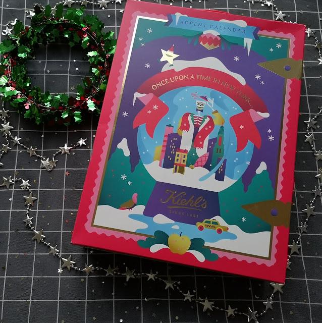 Kiehl's Advent Calendar 限量2019年聖誕倒數月曆
