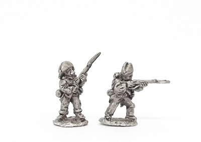 NHD2   Line/fusilier, firing line