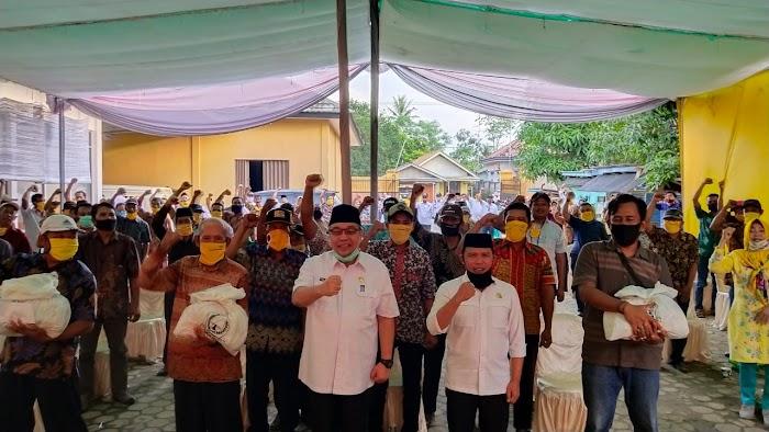 TEC Kembali Berikan Bantuan Sembako IIPG Untuk Warga Lampung Selatan.
