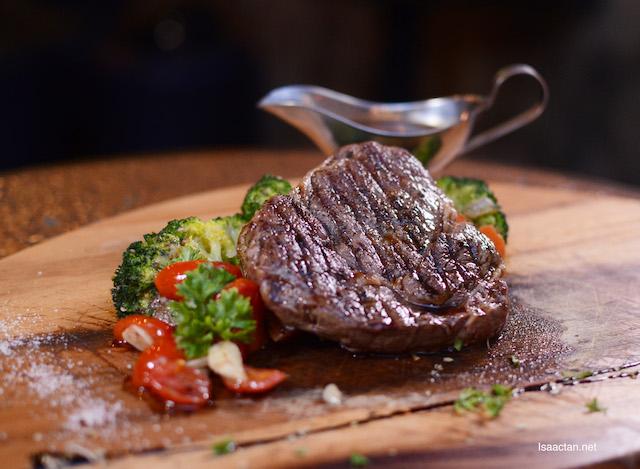 The X Steak