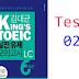 Listening KING'S TOEIC Practice - Test 02