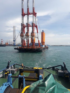 Pembangunan Pelabuhan Patimban Phase  I Tahap I Capai 23,40 Persen