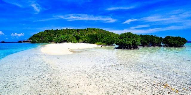 Pulau Pahawang, Tanjung Putus dan Kelagian