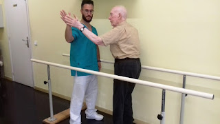 Sessió individual de fisioteràpia