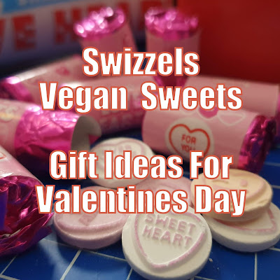 Swizzels Valentines Gift Ideas for vegans and veggies