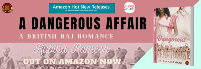 A Dangerous Affair by Rubina Ramesh