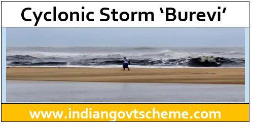 Cyclonic Storm 'Burevi'