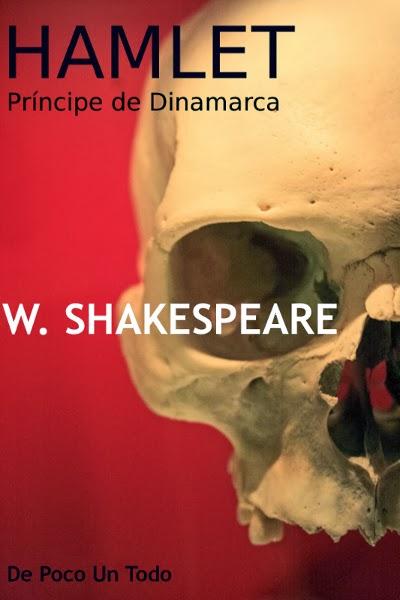 Portada del libro Hamlet de Shakespeare en epub y pdf gratis