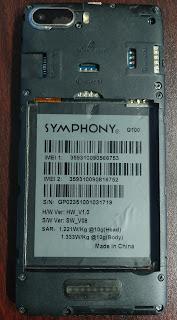 Symphony G100 All Version 100% Tested (V07 & V08)