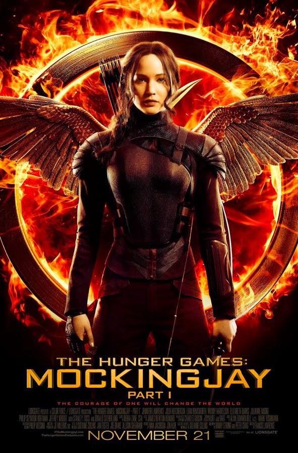 Igrzyska śmierci: Kosogłos. Część 1 - The Hunger Games: Mockingjay Part 1 - 2014