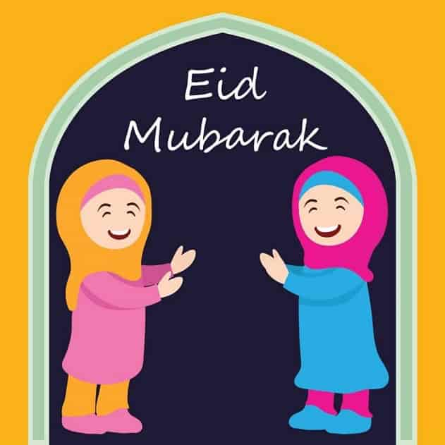 eid mubarak wishes you and your family