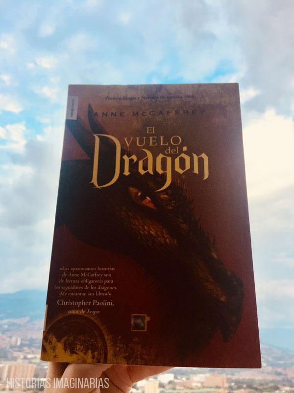 El vuelo del dragón (Anne McCaffrey)