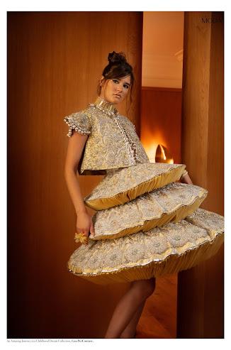 Arabian Moda x Guo Pei
