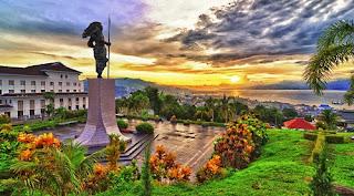 Tempat Wisata di Maluku benteng ferangi