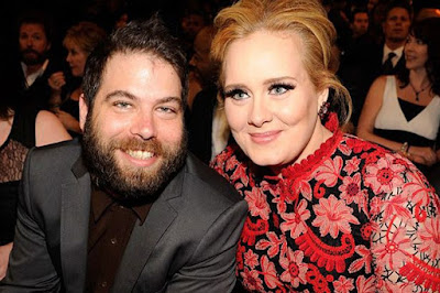ADELE MARRIED WITH SIMON KONECKI