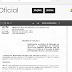 SENTO SÉ: PREFEITA PUBLICA DECRETO COPIADO DA PREFEITURA DE MIRANGABA