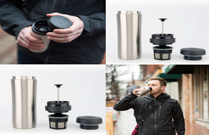 Travel Coffee Press | Enjoy to the Fullest with a Fresh Coffee