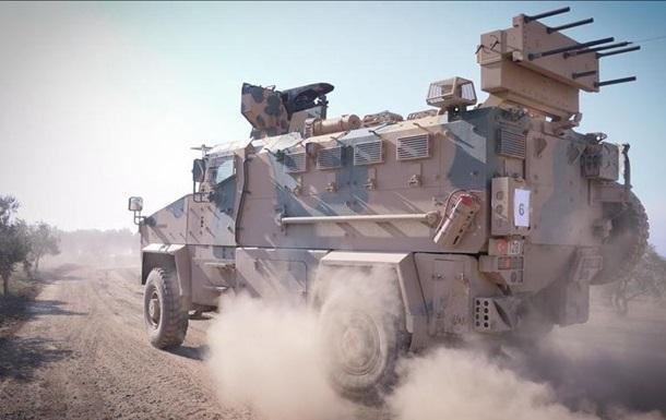 Турецький конвой потрапив в Сирії під ракетний удар: десятки жертв