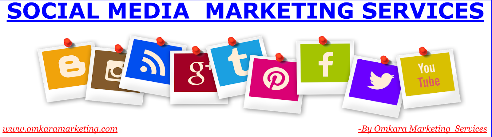Social Media Marketing (SMM) Services | Social Media Management, Strategy, Monitoring by Omkara Marketing Services
