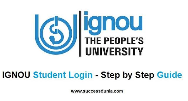 IGNOU Student Login