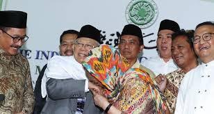 Cium Tangan Ketua MUI, Sukmawati Minta Maaf Lahir Batin! Ini Tanggapan Mahfud MD