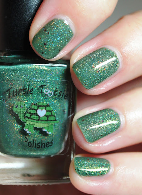 Turtle Tootsie Polishes Sea Turtle Polish Pickup Under the Sea June 2017