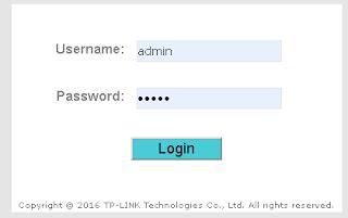 كيفية الدخول الى اعدادات الراوتر tp-link من الموبايل