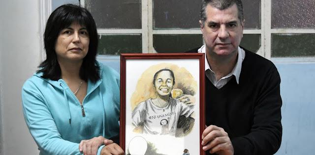 """Los padres de Micaela expresaron """"dolor y tristeza"""" por la excarcelación de uno de los condenados"""