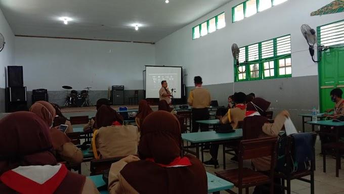 Mahasiswa PAI Berpartisipasi dalam kegiatan JOTA-JOTI