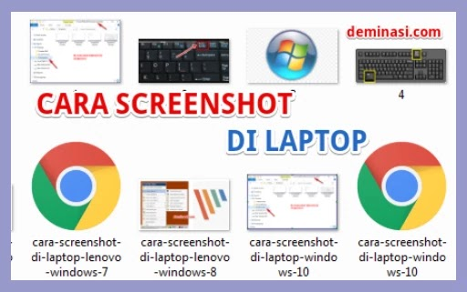 Berhasil Cara Screen Shot Di Laptop Lenovo Acer Dell Toshiba Dll