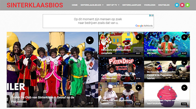 Sinterklaasbios screenshot