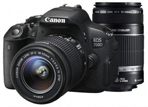 Daftar Harga Kamera DSLR Canon Terbaru 2019