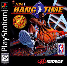 NBA Hangtime  - PS1 - ISOs Download