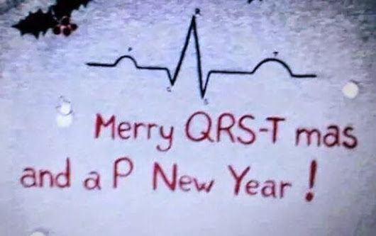 Merry QRS-T mas and a Happy New Year :D
